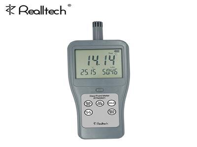RTM2601高精度露点检测仪多功能温湿度仪数字湿球温度仪PPM测试仪