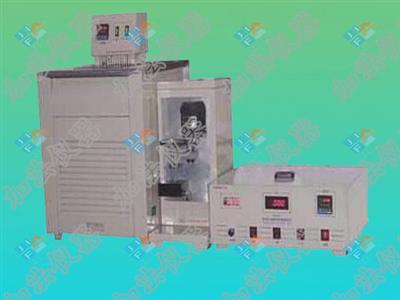 发动机油低温动力粘度、表观粘度测定仪(冷启动模拟机法)GB/T6538