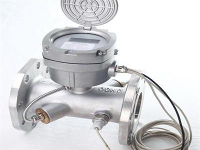 DN300 超声波热量表 热力入口装置 超声波不锈钢热量表