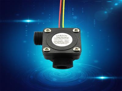 赛盛尔SEN-HW21W 脉冲信号输出水流传感器 水流开关